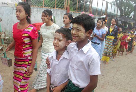 Myanmar ky su: Nhung chuyen nhat - Anh 2