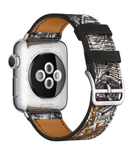 "Hermes gioi thieu day deo ""hang hieu"" cho Apple Watch - Anh 1"