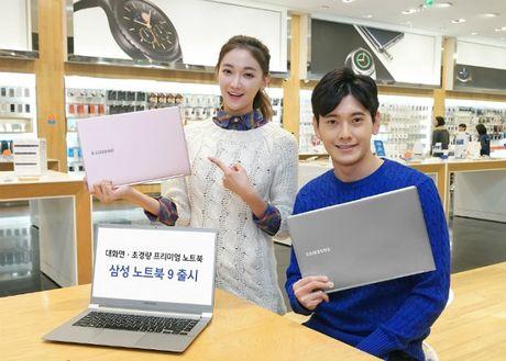 Samsung co the se ban mang kinh doanh PC cho Lenovo - Anh 1