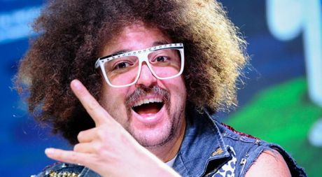 Redfoo - 'Ong Hoang Party Rock' thich thu khi den Viet Nam - Anh 1