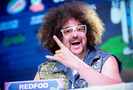 Redfoo - 'Ong Hoang Party Rock' thich thu khi den Viet Nam - Anh 4