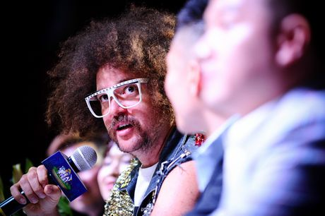 Redfoo - 'Ong Hoang Party Rock' thich thu khi den Viet Nam - Anh 8
