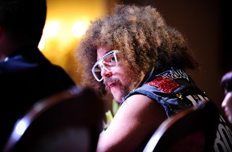 Redfoo - 'Ong Hoang Party Rock' thich thu khi den Viet Nam - Anh 9