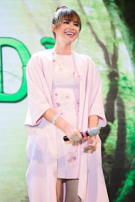 Pham Huong cung Phan Anh, Trong Hieu 'Lac vao hoang da' - Anh 2