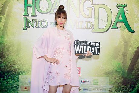 Pham Huong cung Phan Anh, Trong Hieu 'Lac vao hoang da' - Anh 3