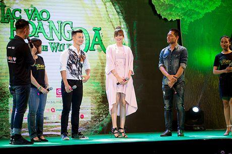 Pham Huong cung Phan Anh, Trong Hieu 'Lac vao hoang da' - Anh 4