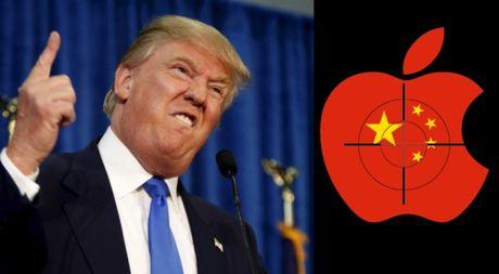 Donald Trump co the dua Apple ve My? - Anh 1