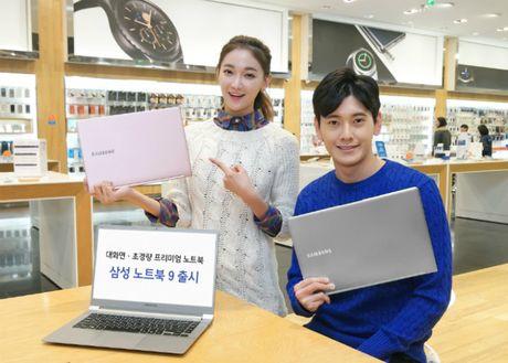 Samsung co the ban mang PC cho Lenovo - Anh 1