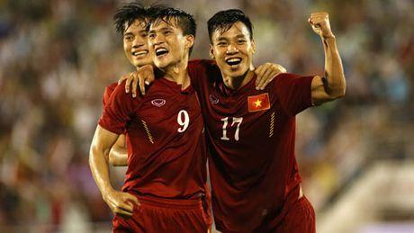 DTVN tang 7 bac tren BXH FIFA thang 11 - Anh 1