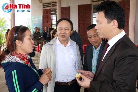Chu tich UBND tinh tran tro nang cao doi song nguoi dan nong thon - Anh 4