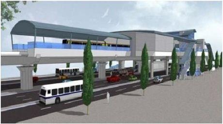 TP HCM dang keu goi von dau tu tuyen Metro so 5 giai doan 2 - Anh 1