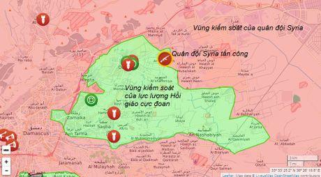 Quan doi Syria dot pha tuyen phong thu phien quan o Dong Ghouta - Anh 2