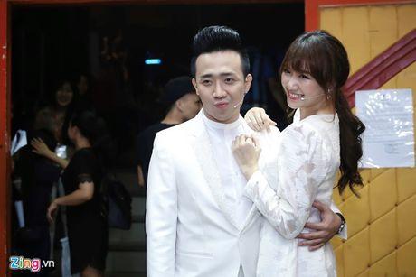 Su that ve 'cap doi bi ghet nhat showbiz' Tran Thanh – Hari Won - Anh 1