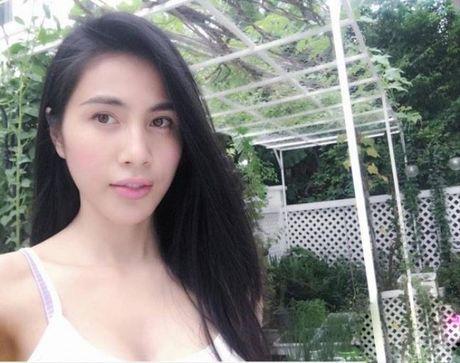 Thuy Tien nong bong 'tu nha ra pho' - Anh 7