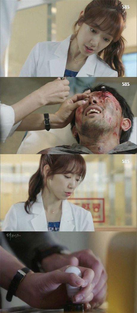 Park Shin Hye bi nem da vi mot bai dang 'vo tu' tren Instagram - Anh 2