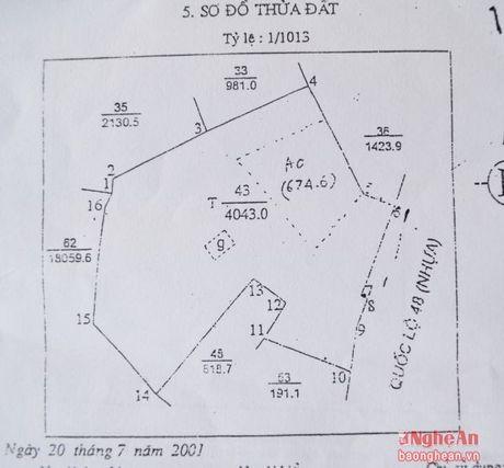 Viec khieu nai o khoi 3, TT. Kim Son (Que Phong): Giai quyet khong dat ly, lai thieu tinh - Anh 2