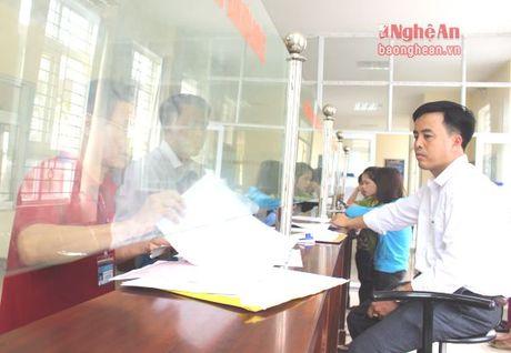 Chi cuc Thue Dien Chau: Khac phuc kho khan, phan dau vuot du toan - Anh 1