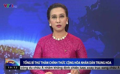 BTV Van Anh: 20 nam gan bo voi VTV va su chia tay day tiec nuoi - Anh 1