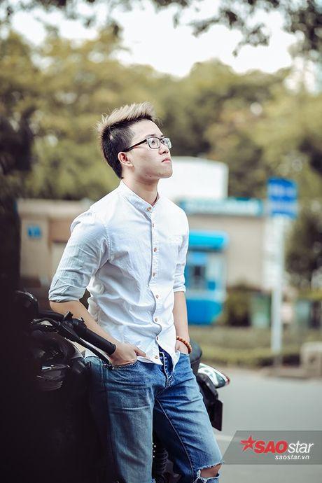 Gap Le Thien Hieu nhung ngay trong 'con bao' Ong ba anh: 'Neu me con song… co le toi van la Le Phuong Thao' - Anh 2