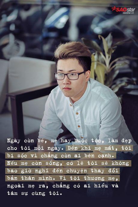 Gap Le Thien Hieu nhung ngay trong 'con bao' Ong ba anh: 'Neu me con song… co le toi van la Le Phuong Thao' - Anh 3