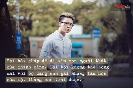 Gap Le Thien Hieu nhung ngay trong 'con bao' Ong ba anh: 'Neu me con song… co le toi van la Le Phuong Thao' - Anh 4