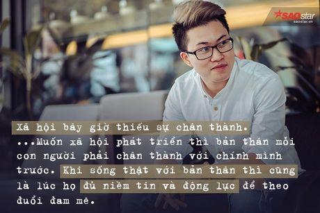Gap Le Thien Hieu nhung ngay trong 'con bao' Ong ba anh: 'Neu me con song… co le toi van la Le Phuong Thao' - Anh 6