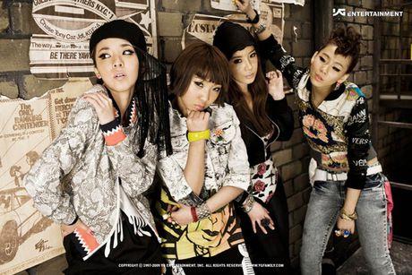7 nam 2NE1: Tam khep lai giac mo cua girlgroup khong can xuat phat bang nhan sac - Anh 3
