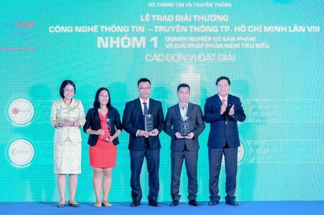 Le trao giai thuong CNTT-TT TP.HCM lan thu 8 - Anh 1