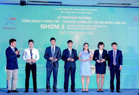 Le trao giai thuong CNTT-TT TP.HCM lan thu 8 - Anh 2