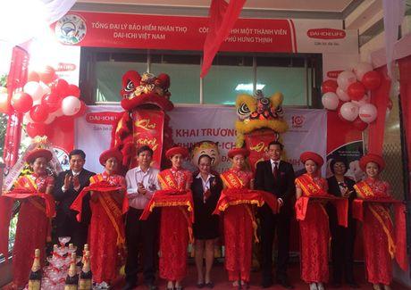 Dai-ichi Life Viet Nam khai truong van phong thu 3 tai tinh Quang Nam - Anh 1