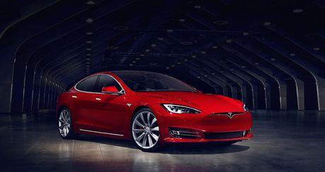 Mau xe dien Tesla Model S co the bi khai thac bang ung dung - Anh 1