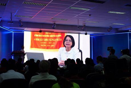 TP.HCM to chuc trao giai thuong Cong nghe thong tin - Truyen thong lan 8 - Anh 2