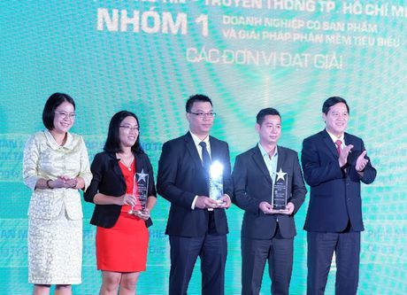 TP.HCM to chuc trao giai thuong Cong nghe thong tin - Truyen thong lan 8 - Anh 3