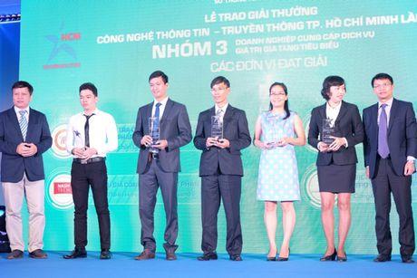 TP.HCM to chuc trao giai thuong Cong nghe thong tin - Truyen thong lan 8 - Anh 7