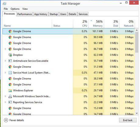 Cach khac phuc tinh trang an RAM cua Google Chrome - Anh 2
