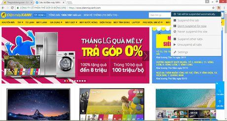 Cach khac phuc tinh trang an RAM cua Google Chrome - Anh 4