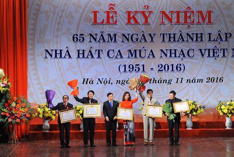 65 nam thanh lap Nha hat Ca mua nhac Viet Nam - Anh 1