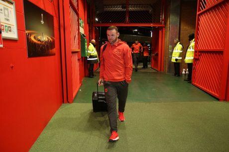 MU vs Feyenoord (1-0, H1): Rooney toa sang - Anh 7