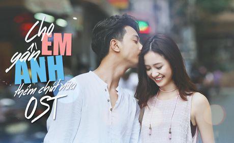 Huong Tram lan dau duoc moi hat nhac phim - Anh 2