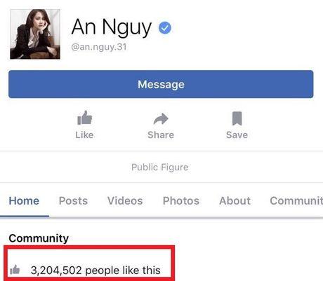 Nhung Facebook nguoi noi tieng co luong theo doi lon - Anh 2