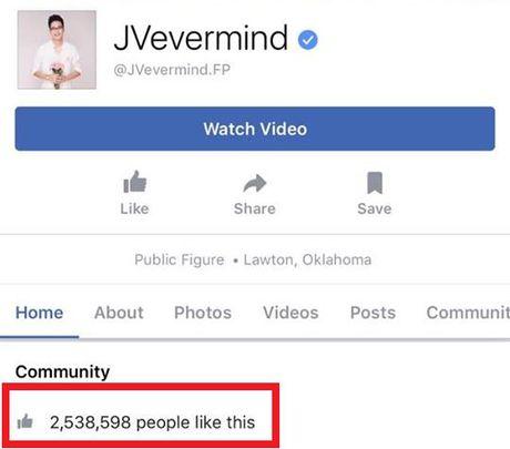 Nhung Facebook nguoi noi tieng co luong theo doi lon - Anh 4