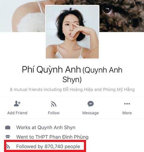 Nhung Facebook nguoi noi tieng co luong theo doi lon - Anh 9