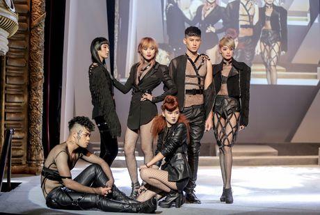Davines Hair Show 2016: Hieu ung nghe thuat tren mai toc - Anh 3