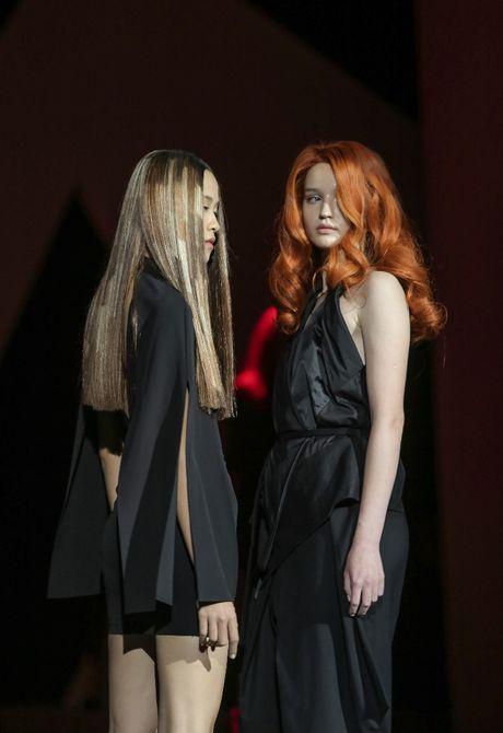 Davines Hair Show 2016: Hieu ung nghe thuat tren mai toc - Anh 9