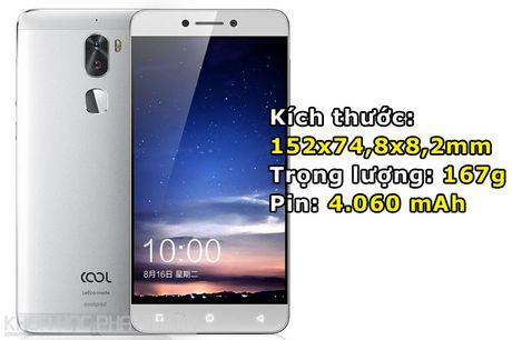 Smartphone camera kep, chip Snapdragon 652, gia re bat ngo - Anh 3