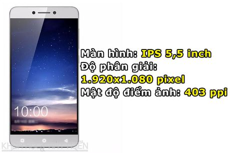 Smartphone camera kep, chip Snapdragon 652, gia re bat ngo - Anh 5