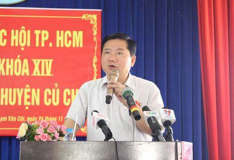 Ong Dinh La Thang: 'Giam 5% ngan sach anh huong lon toi TPHCM' - Anh 1