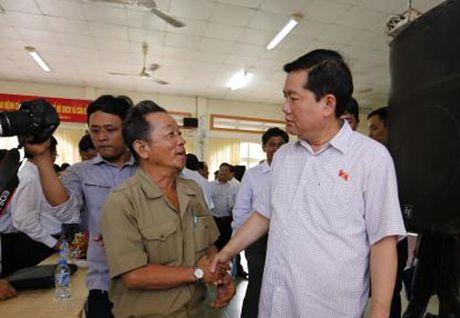 Ong Dinh La Thang: 'Giam 5% ngan sach anh huong lon toi TPHCM' - Anh 2