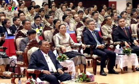 Viet-Lao: Hat muoi can doi, cong rau se nua - Anh 2