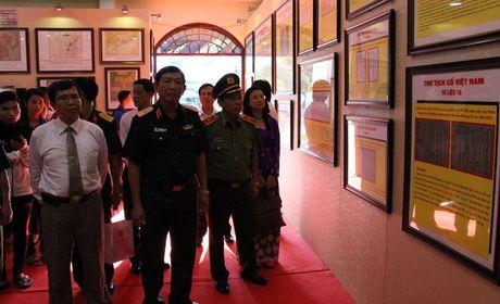 Tu lieu chu quyen Hoang Sa, Truong Sa den voi Quan khu 9 - Anh 3